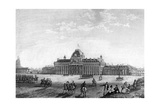 Ecole Militaire Giclee Print