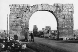 Citadel of Aleppo Photographic Print