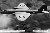 Eng. Electric Canberra Photographic Print