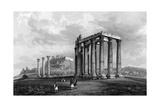 Greece Athens Giclee Print