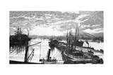 Copenhagen Harbour Giclee Print