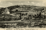 Mount of Olives, Jerusalem Photographic Print