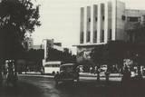 Mograbi Opera House and Cinema - Tel Aviv, Israel Photographic Print