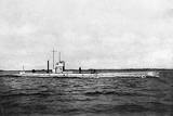 The German Submarine U15 Photographic Print