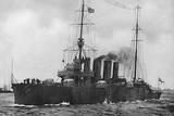 HMS Birmingham Photographic Print