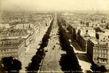Paris, France - Champs-Elysees Photographic Print