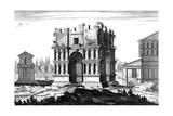 Rome, Arch Janus, C1760 Giclee Print
