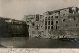 Pool of Hezekiah, Jerusalem Photographic Print