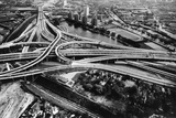 Spaghetti Junction Photographic Print