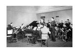 Henry Hall and the BBC Dance Orchestra, 1935 Giclee Print