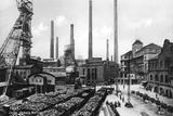 Essen Coal Mine, Germany Photographic Print