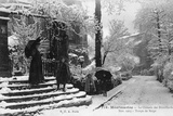 Montmartre, Snow 1905 Photographic Print