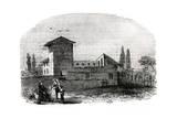 Galileo's Villa Giclee Print