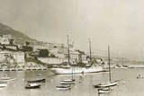 Monte Carlo Harbour Photographic Print