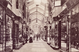 Burlington Arcade C1905 Photographic Print