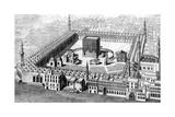 Saudi Arabia, Mecca Giclee Print