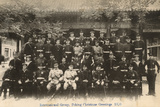 International Group of Military Officers Photographic Print