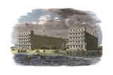 Mount Vernon Hotel Giclee Print