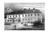 Mozart Salzburg Home Giclee Print