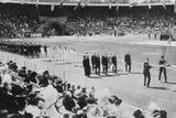 Stockholm Olympics 1912 Photographic Print