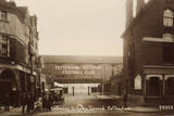 Entrance to Tottenham Hotspur Football Ground, C. 1906 Papier Photo