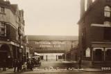 Entrance to Tottenham Hotspur Football Ground, C. 1906 Fotografisk trykk