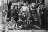 Gun Crew 1914 Photographic Print