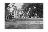 Rw Emerson, Home, St Nich Giclee Print