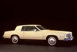 White Cadillac Photographic Print