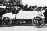 Paris - Madrid Race 1903 Photographic Print