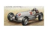 Mercedes-Benz Racer Giclee Print