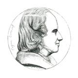 Eugene Burnouf, D'Angers Giclee Print