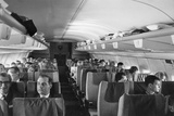 Air Travel 1960S Photographic Print