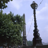 Cleopatra's Needle Photographic Print