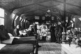 Interior of Anglo-Belgian Hospital, WW1 Photographic Print