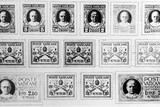 Vatican Stamps 1929 Photographic Print