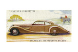 Delage Mouette Giclee Print