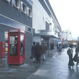 Brent Cross Centre 1977 Photographic Print