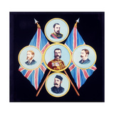 Lantern, Zulu, Heroes 1879 Giclee Print