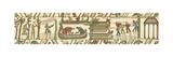 Bayeux Boats Giclee Print