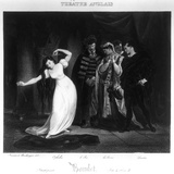 Shakespeare, Hamlet Photographic Print