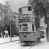London Tram Photographic Print
