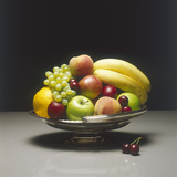 Fruit Bowl Photographic Print