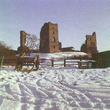 Sheriff Hutton Castle Photographic Print
