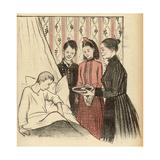 Poil de Carotte, Redhead Giclee Print