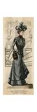 Grey Costume 1899 Giclee Print