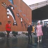 Queen Elizabeth II, Canada Tour 1967 Photographic Print