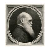 Charles Darwin Giclee Print