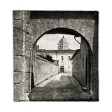 Galileo, Birthplace, Pisa Giclee Print