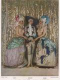 Folies Bergere - Fotografik Baskı